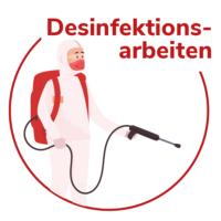 Covid-Desinfektion