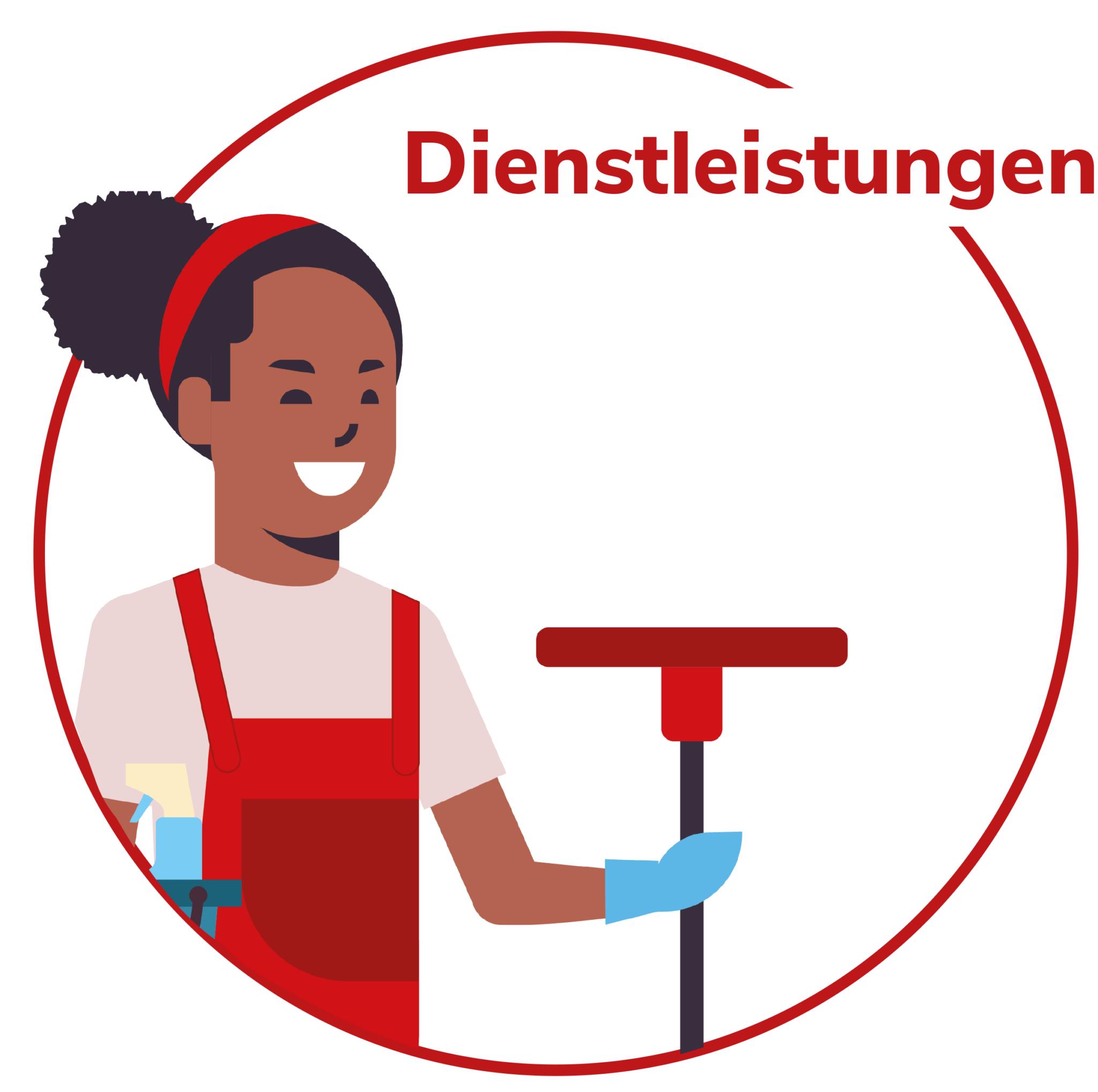 Reinigungs Dienstleistungen